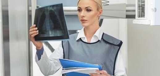 Avental de Chumbo Radiologia